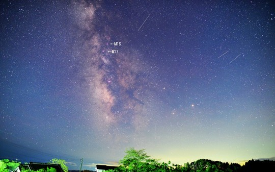 20160512030014 夜明け夏銀河M1617 24mmF2.2 13sec ISO6400 w1024 DSC_4060.jpg